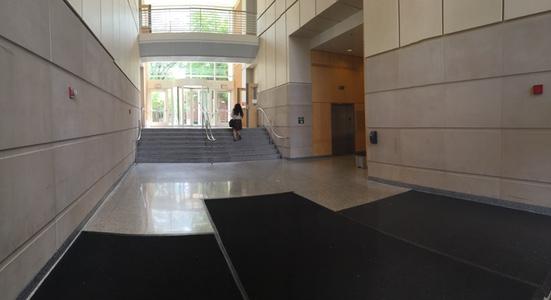 COMRB - entrance lobby