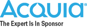 Acquia Expert Is In Sponsor